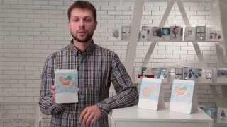Новое коллекционное издание  открыток с украинским орнаментом.(Новое коллекционное издание Новогодних открыток с украинским орнаментом. Открытка выполнена из качествен..., 2015-11-10T12:35:00.000Z)