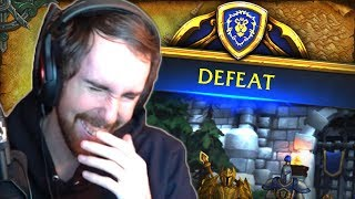 Can Asmongold LOSE a Warfront!?