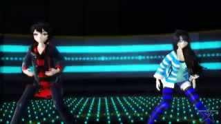 [MMD] Timber - Akira y Liz
