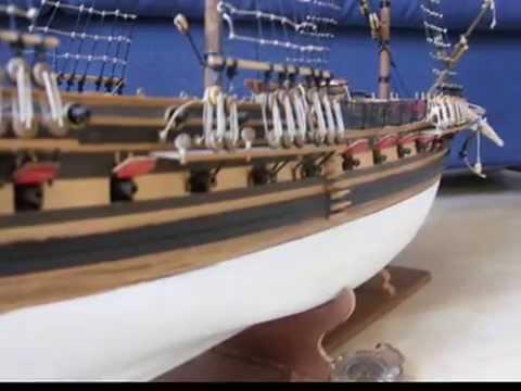 HMS Unicorn 1790 Update