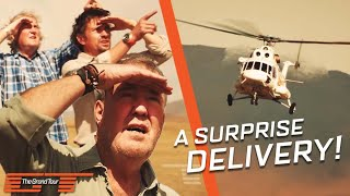 Unboxing A Mysterious Package | Exclusive: Mongolia Special | The Grand Tour