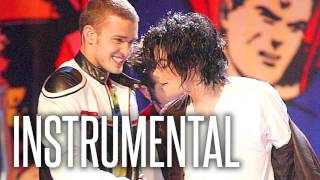 Michael Jackson - Love Never Felt So Good ft. Justin Timberlake (Instrumental & Lyrics)