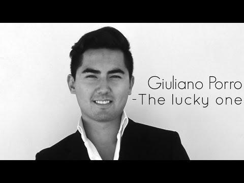 Giuliano Porro - THE LUCKY ONE