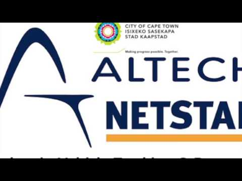 Technological Nightmare: ALTECH NETSTAR & the City of Cape Town