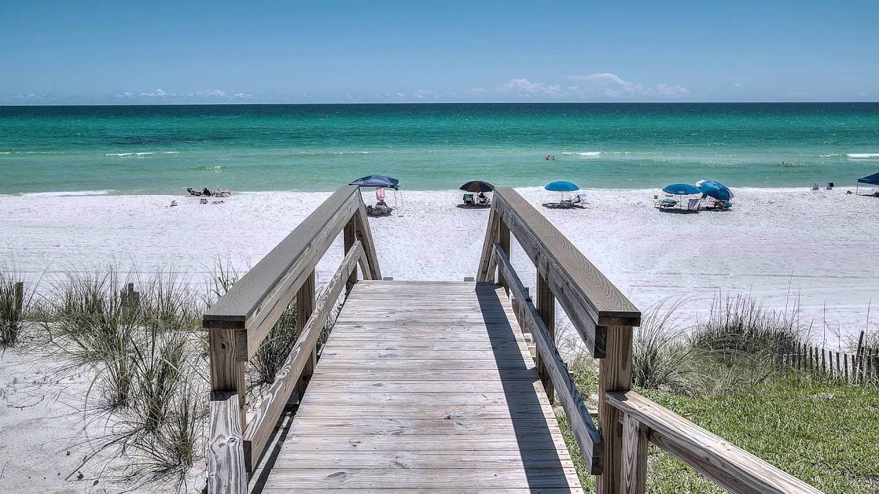 Gulf Front 30a Fl Vacation Al In Seacrest Beach Mermaid Cove Prime Real Estate