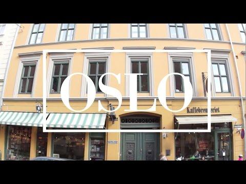 Norveç'te Yaşam: Oslo Seyahati | Ece Targıt