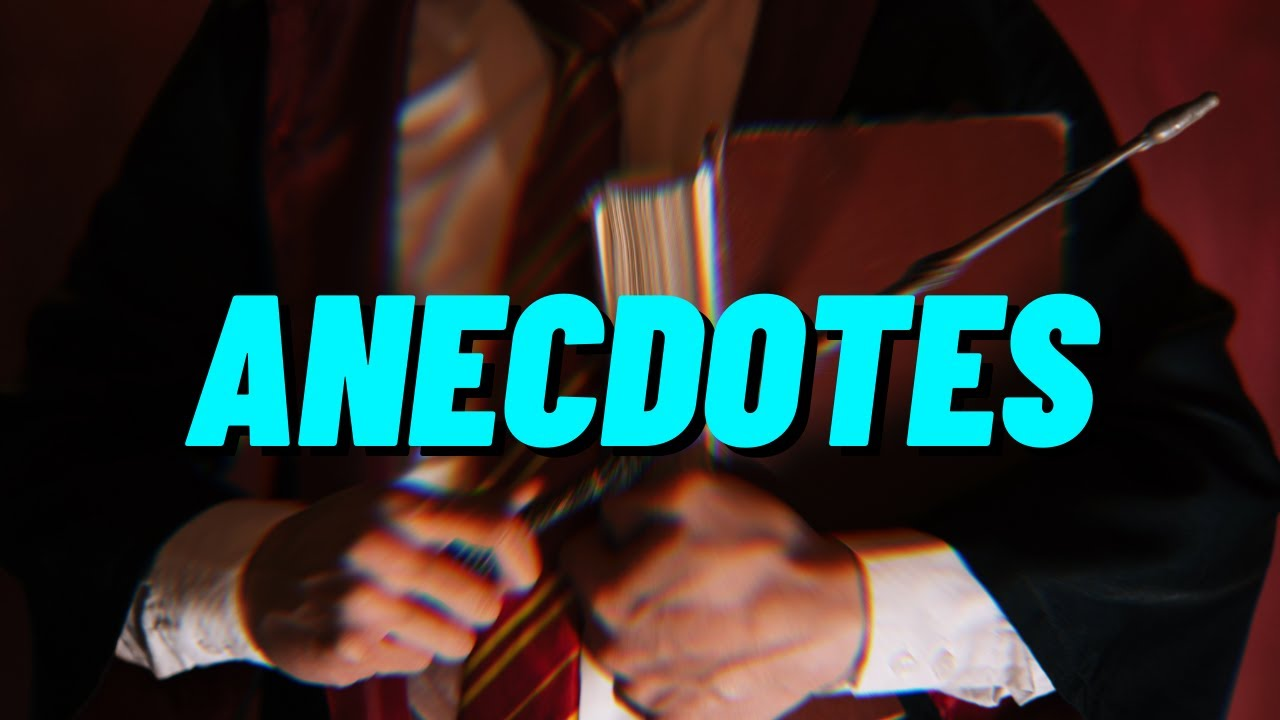 Vos meilleures anecdotes Harry Potter !
