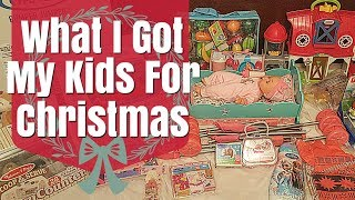 What I got my kids for Christmas 2017 | Christmas gift ideas