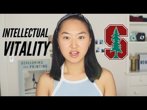 stanford intellectual vitality essay