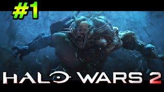 La Pesadilla Despierta | Halo Wars 2 Nueva Campaña | Misión #1 en Español