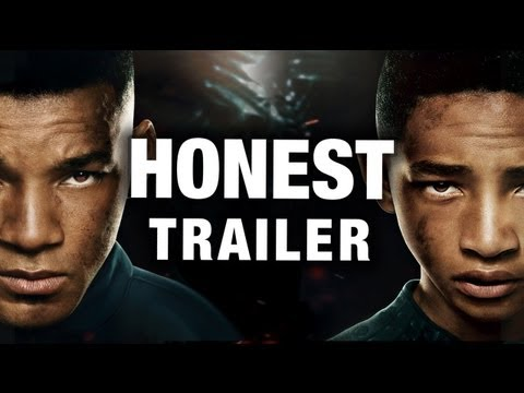 Honest Trailers - After Earth