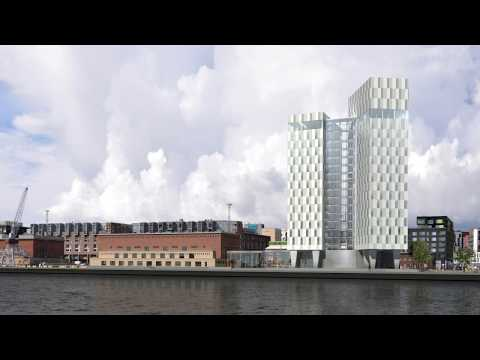 Clarion Hotel Helsinki - Tekla Finland and Baltics BIM Awards 2017