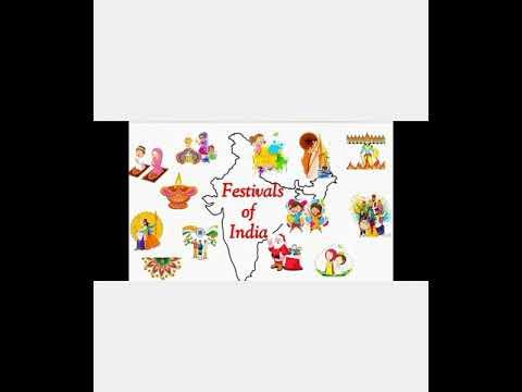 Festival of India|Festival names|