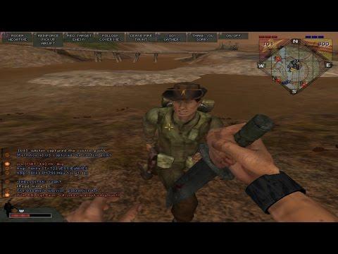 Battlefield Vietnam Online Multiplayer Gameplay 2016, Fall Of Saigon