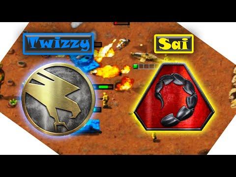 C&C Remastered | Twizzy (GDI) vs Sai (Nod) |