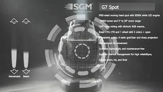 G 7 Spot