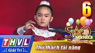 THVL | Sao nối ngôi - Phiên bản thiếu nhi: Tập 6[2] | Anh hùng dân tộc - Khánh Nhi
