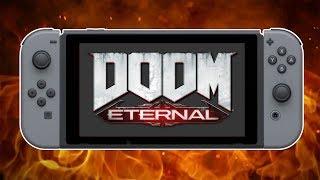 The Doom Eternal Devs Discuss The Nintendo Switch Version