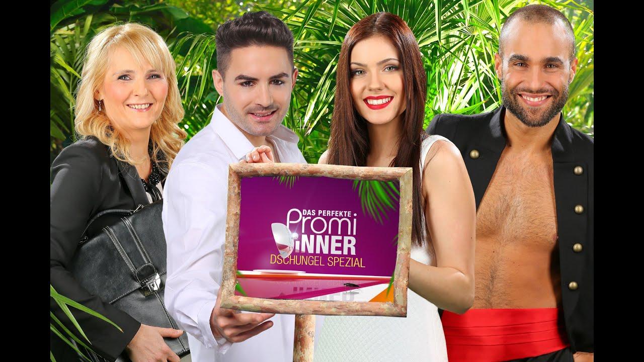 Das Perfekte Promi Dinner Dschungel Spezial 01 Am 20 03 Bei Vox Und Online Bei Tv Now Youtube