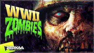 WW2 TYPE ZOMBIES MAP! (LIVE) (Black Ops 3 Custom Zombies)