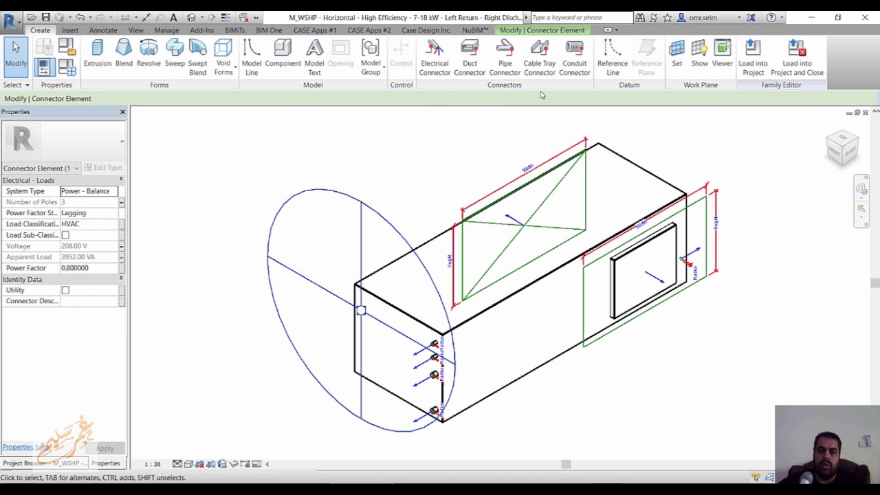 medium resolution of connect mechanical equipment to elec panel