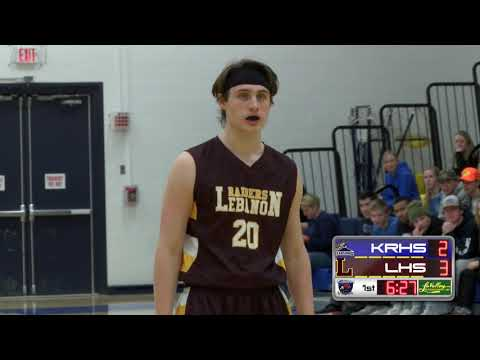 YCN Game of the Week: Lebanon @ Kearsarge Boys Basketball 12/14/18