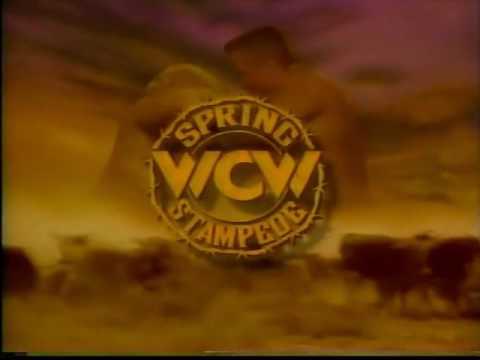 WCW Spring Stampede 1994 Promo (V. 1)