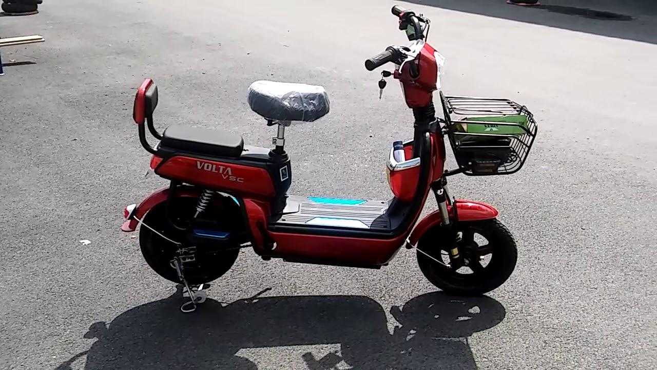 Volta VSC Elektirikli Bisiklet Plaka Ruhsat Sigorta Ehliyet İstemez  Bisiklet Satatüsünde BİM Boşver - YouTube
