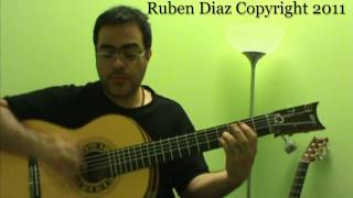 """""""Driving""""  4  Composition Lesson for Beginners by Ruben Diaz /GFC"""