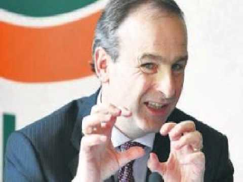 Micheal Martin Channels David Brent with Chinese Accent