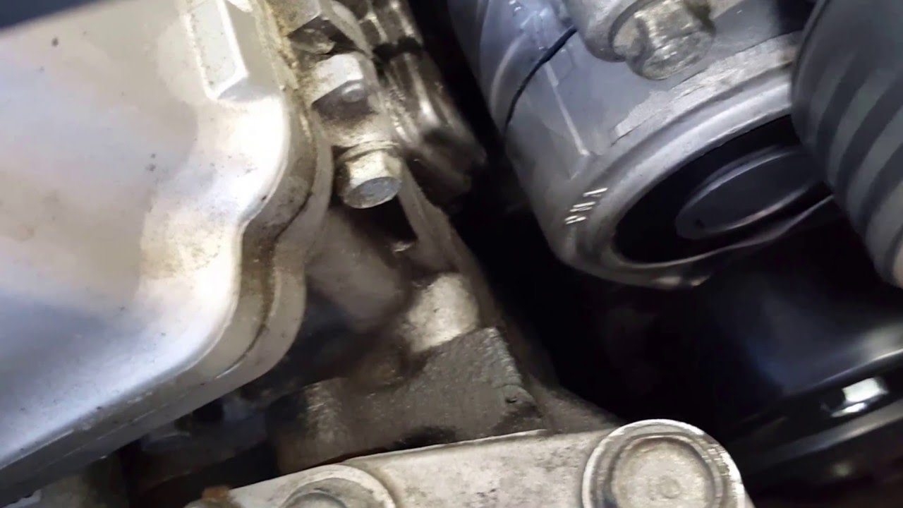 Acura Tsx Water Pump Noise YouTube - 2007 acura tsx engine