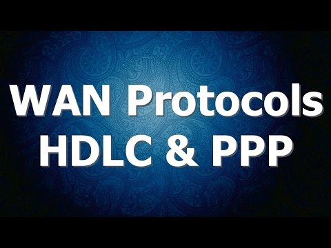 Wan protocols - HDLC & PPP in Hindi Version