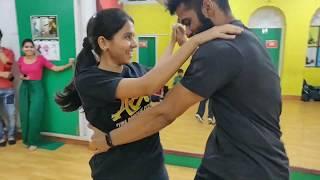Ladki Badi Anjani Hai | Dance Choreography