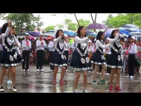 Nghi thức duyệt đội của Lê Cao Group2.MOV