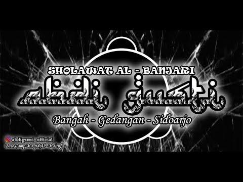 ABDI GUSTI - Fesban Jam'iyyah Diba' All Best Di Bebekan - Sepanjang - Sidoarjo 2018