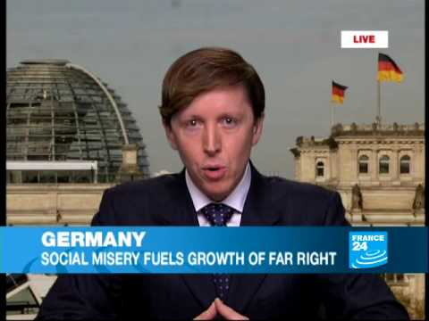 Germany: far right tries to conquer young generation