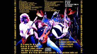 Caroline - Roll Over Lay Down - LIVE 1981