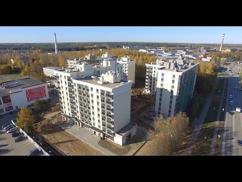 """Видеообзор: ЖК """"Олимп"""", октябрь 2018"""