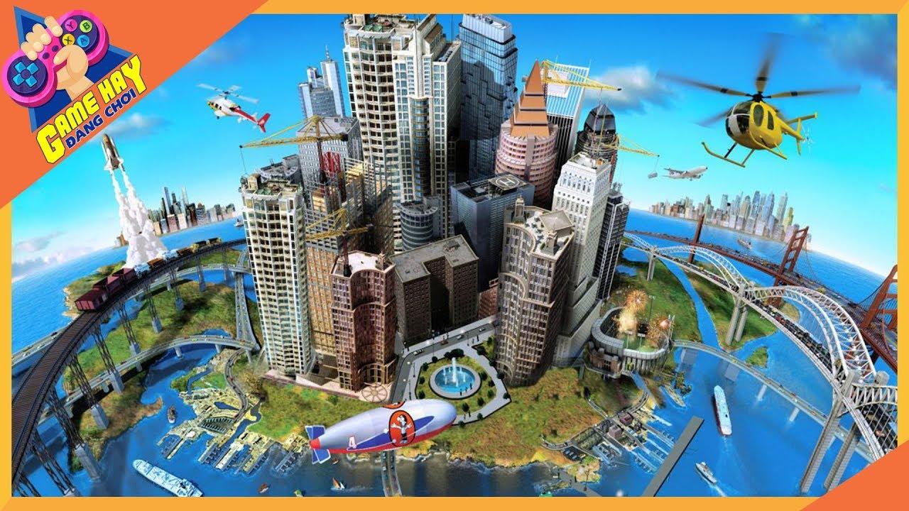 [Gamehay] Top game xây dựng thành phố hay nhất cho Mobile