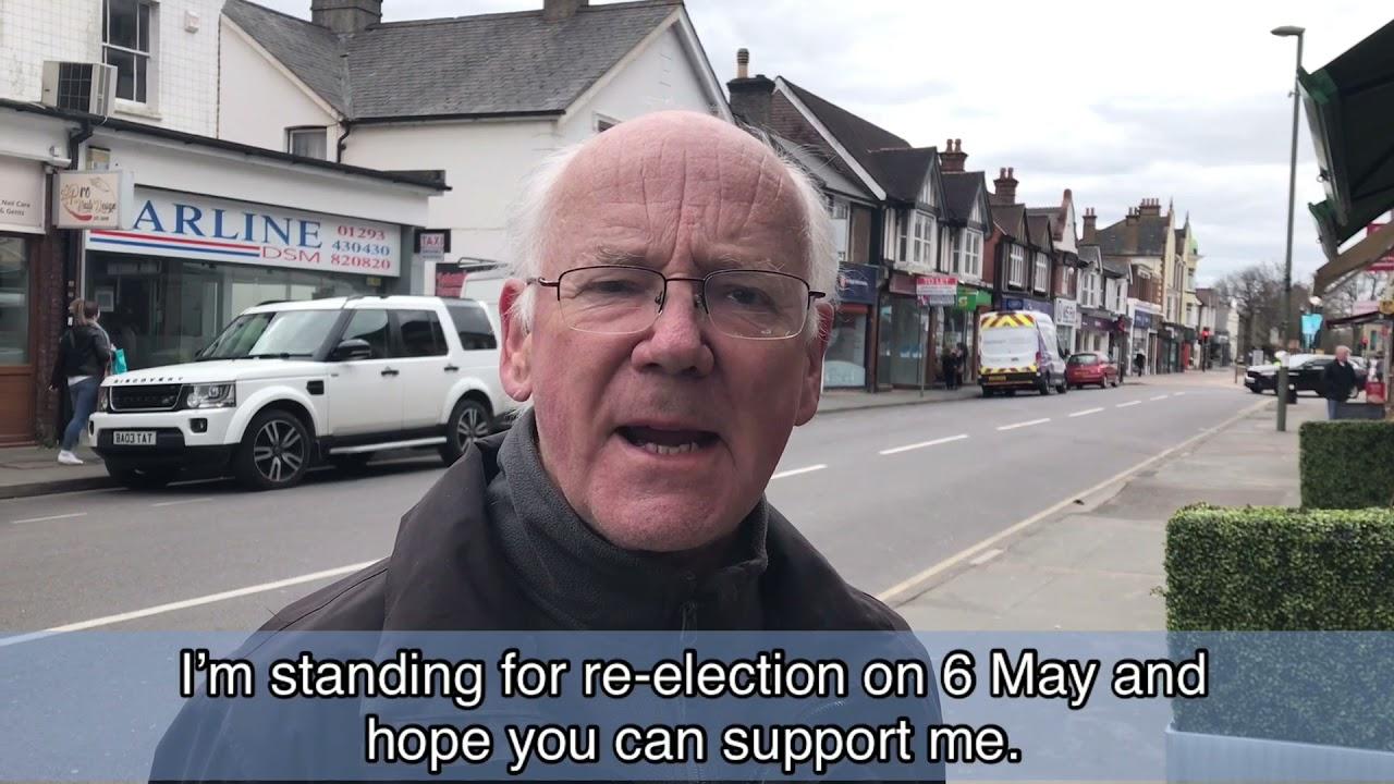 My Three Over-riding Priorities as Surrey PCC