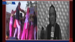 Bhartiya Jan Sewa Sansthan ka ayojan Bishan Heryala vinod nagar Delhi