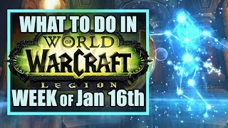 7.3.5 RELEASES TODAY!!! | What's New in WoW: Week of Jan 16, 2018 thumbnail