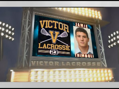 JAMIE TRIMBOLI  VICTOR LACROSSE HIGHLIGHTS 2015