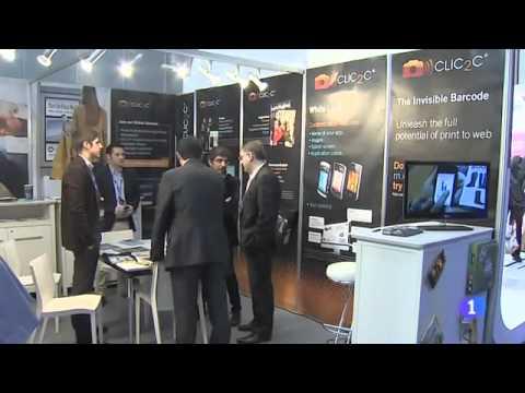 Geeksphone en el Telediario TVE1 MWC 2012