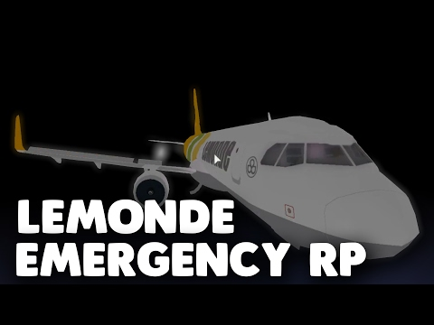 LeMonde Emergency RolePlay! | Roblox