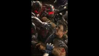 Avengers Age of Ultron Concept art