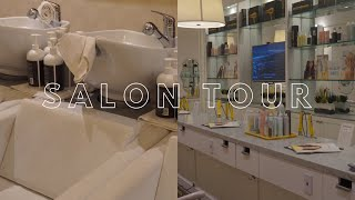 THE MOST BOUGIEST SALONS IN THE WORLD | SALON TOUR