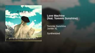 Love Machine (feat. Tommie Sunshine)