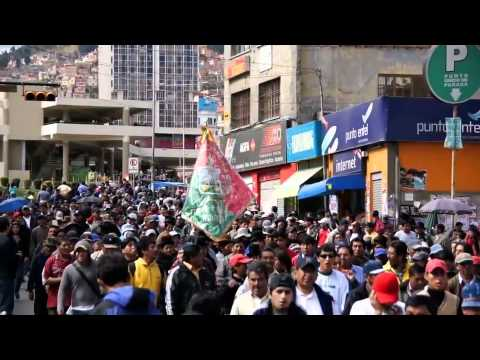 Bolivian Protest Final
