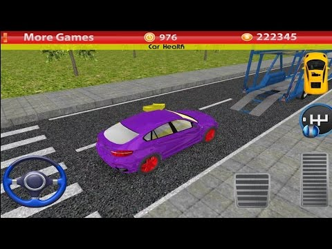 Cargo Transport Driver 2015 Android Gameplay